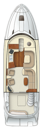 Sedan Bridge 441 Floorplan